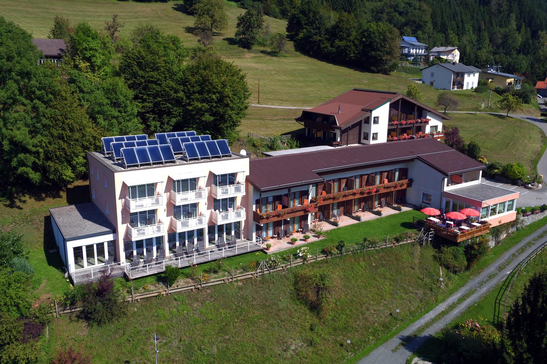Hotel Ossiachersee Photovoltaik